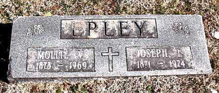 EPLEY, MOLLIE V. - Carroll County, Arkansas | MOLLIE V. EPLEY - Arkansas Gravestone Photos