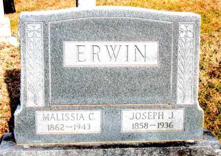 ERWIN, JOSEPH J - Carroll County, Arkansas   JOSEPH J ERWIN - Arkansas Gravestone Photos
