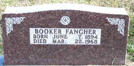 FANCHER, BOOKER - Carroll County, Arkansas | BOOKER FANCHER - Arkansas Gravestone Photos
