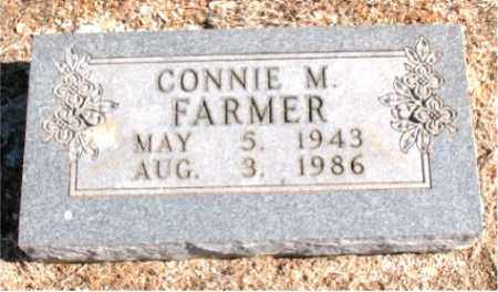 FARMER, CONNIE M. - Carroll County, Arkansas | CONNIE M. FARMER - Arkansas Gravestone Photos