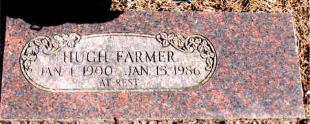 FARMER, HUGH - Carroll County, Arkansas   HUGH FARMER - Arkansas Gravestone Photos