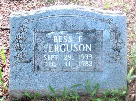 FERGUSON, BESS  F. - Carroll County, Arkansas | BESS  F. FERGUSON - Arkansas Gravestone Photos