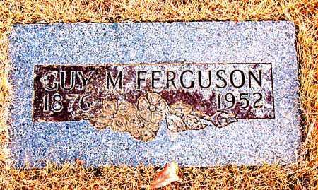 FERGUSON, GUY  M. - Carroll County, Arkansas | GUY  M. FERGUSON - Arkansas Gravestone Photos