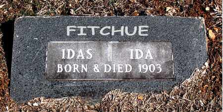 FITCHUE, IDA - Carroll County, Arkansas | IDA FITCHUE - Arkansas Gravestone Photos