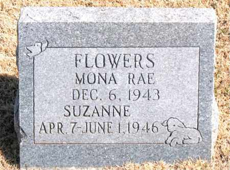 FLOWERS, MONA RAE - Carroll County, Arkansas | MONA RAE FLOWERS - Arkansas Gravestone Photos