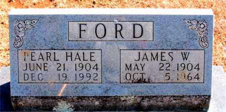 HALE FORD, PEARL - Carroll County, Arkansas | PEARL HALE FORD - Arkansas Gravestone Photos