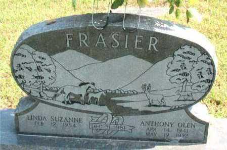 FRASIER, ANTHONY OLEN - Carroll County, Arkansas | ANTHONY OLEN FRASIER - Arkansas Gravestone Photos