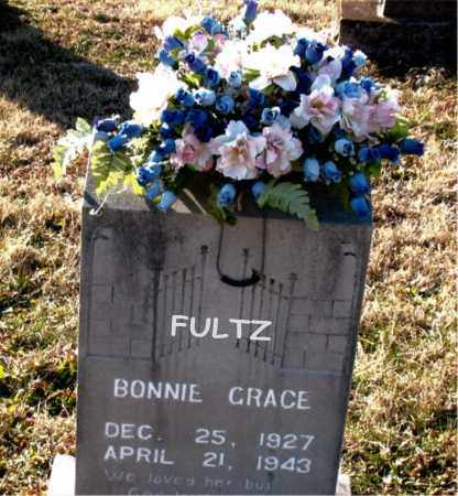 FULTZ, BONNIE  GRACE - Carroll County, Arkansas | BONNIE  GRACE FULTZ - Arkansas Gravestone Photos