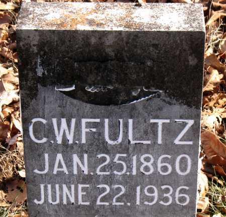 FULTZ, C.  W. - Carroll County, Arkansas | C.  W. FULTZ - Arkansas Gravestone Photos