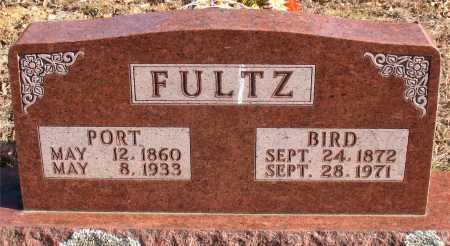 FULTZ, BIRD - Carroll County, Arkansas | BIRD FULTZ - Arkansas Gravestone Photos