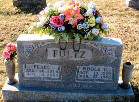 FULTZ, PEARL - Carroll County, Arkansas | PEARL FULTZ - Arkansas Gravestone Photos