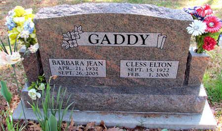 GADDY, BARBARA  JEAN - Carroll County, Arkansas | BARBARA  JEAN GADDY - Arkansas Gravestone Photos