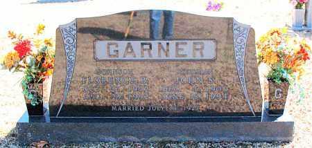 GARNER, JOHN SHERMAN - Carroll County, Arkansas | JOHN SHERMAN GARNER - Arkansas Gravestone Photos