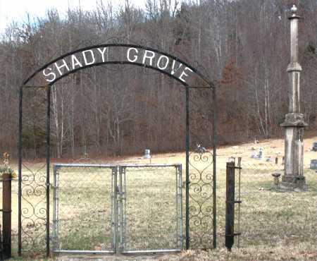 *SHADY GROVE CEMETERY GATE,  - Carroll County, Arkansas    *SHADY GROVE CEMETERY GATE - Arkansas Gravestone Photos