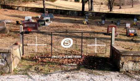 *SISCO CEMETERY GATE,  - Carroll County, Arkansas    *SISCO CEMETERY GATE - Arkansas Gravestone Photos