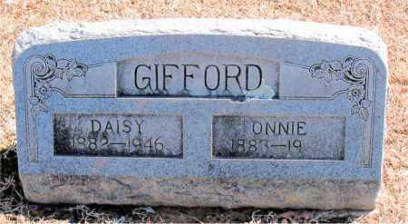 GIFFORD, DAISY - Carroll County, Arkansas | DAISY GIFFORD - Arkansas Gravestone Photos