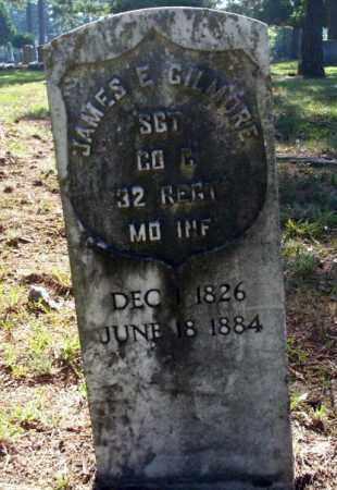 GILMORE (VETERAN UNION), JAMES E - Carroll County, Arkansas | JAMES E GILMORE (VETERAN UNION) - Arkansas Gravestone Photos