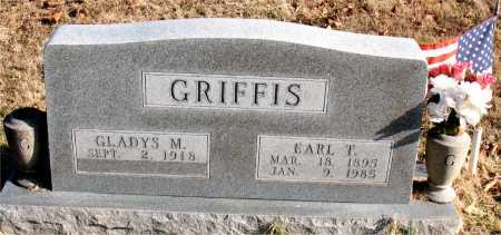 GRIFFIS, EARL T. - Carroll County, Arkansas | EARL T. GRIFFIS - Arkansas Gravestone Photos