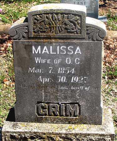 GRIM, ARTA MALISSA - Carroll County, Arkansas | ARTA MALISSA GRIM - Arkansas Gravestone Photos