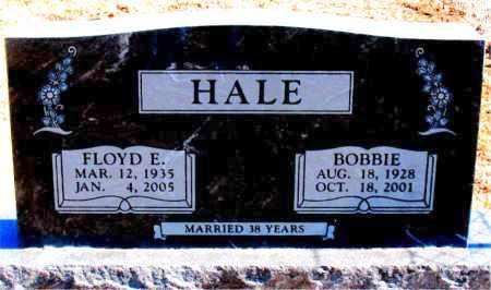 HALE, FLOYD E. - Carroll County, Arkansas | FLOYD E. HALE - Arkansas Gravestone Photos