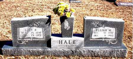HALE, LUCY  R. - Carroll County, Arkansas | LUCY  R. HALE - Arkansas Gravestone Photos