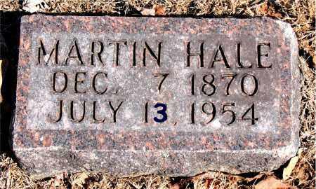 HALE, MARTIN - Carroll County, Arkansas | MARTIN HALE - Arkansas Gravestone Photos