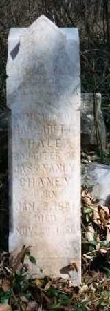 CHANEY HALE, MARGARET C. - Carroll County, Arkansas | MARGARET C. CHANEY HALE - Arkansas Gravestone Photos