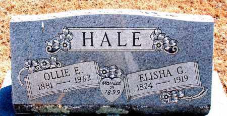 HALE, ELISHA G. - Carroll County, Arkansas | ELISHA G. HALE - Arkansas Gravestone Photos