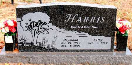 HARRIS, DEYMOND - Carroll County, Arkansas | DEYMOND HARRIS - Arkansas Gravestone Photos