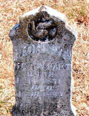 HART, JOHN T. - Carroll County, Arkansas | JOHN T. HART - Arkansas Gravestone Photos