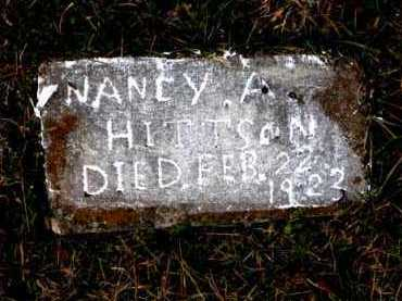 HITTSON, NANCY A. - Carroll County, Arkansas   NANCY A. HITTSON - Arkansas Gravestone Photos