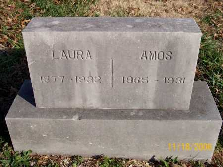 HUDSPETH, LAURA - Carroll County, Arkansas | LAURA HUDSPETH - Arkansas Gravestone Photos