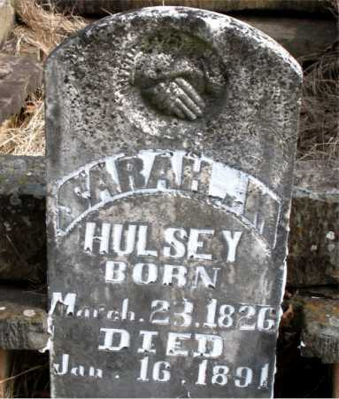 LIPPS HULSEY, SARAH M. - Carroll County, Arkansas | SARAH M. LIPPS HULSEY - Arkansas Gravestone Photos