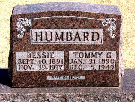 HUMBARD, BESSIE - Carroll County, Arkansas | BESSIE HUMBARD - Arkansas Gravestone Photos