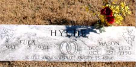 HYCHE, MASON - Carroll County, Arkansas | MASON HYCHE - Arkansas Gravestone Photos