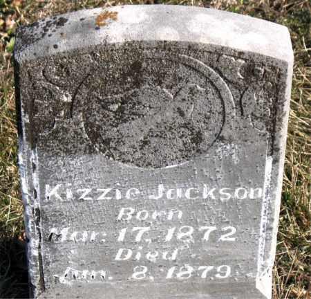 JACKSON, KIZZIE - Carroll County, Arkansas | KIZZIE JACKSON - Arkansas Gravestone Photos