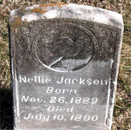 JACKSON, NELLIE - Carroll County, Arkansas | NELLIE JACKSON - Arkansas Gravestone Photos