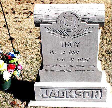 JACKSON, TROY - Carroll County, Arkansas   TROY JACKSON - Arkansas Gravestone Photos