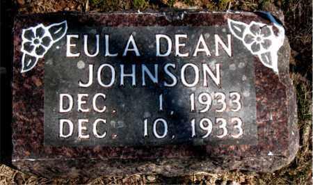 JOHNSON, EULA DEAN - Carroll County, Arkansas | EULA DEAN JOHNSON - Arkansas Gravestone Photos