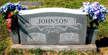 JOHNSON, JERRY E. - Carroll County, Arkansas | JERRY E. JOHNSON - Arkansas Gravestone Photos
