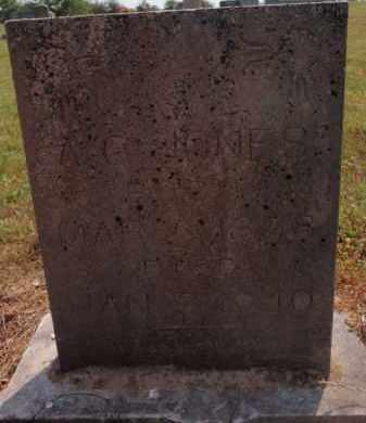 JONES, ASA G - Carroll County, Arkansas | ASA G JONES - Arkansas Gravestone Photos