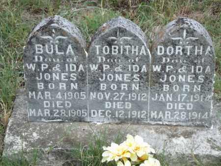 JONES, TOBITHA - Carroll County, Arkansas | TOBITHA JONES - Arkansas Gravestone Photos