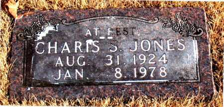 JONES, CHARIS S. - Carroll County, Arkansas   CHARIS S. JONES - Arkansas Gravestone Photos