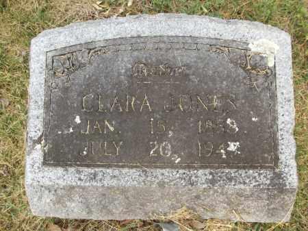 JONES, CLARA - Carroll County, Arkansas   CLARA JONES - Arkansas Gravestone Photos