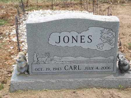 JONES, CARL - Carroll County, Arkansas | CARL JONES - Arkansas Gravestone Photos