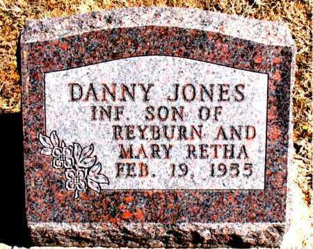 JONES, DANNY - Carroll County, Arkansas | DANNY JONES - Arkansas Gravestone Photos
