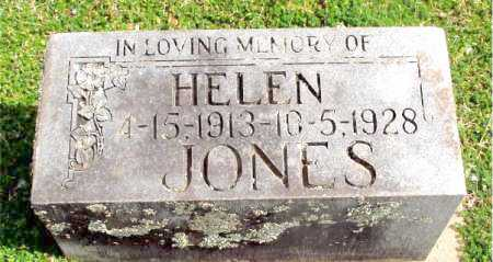 JONES, HELEN - Carroll County, Arkansas | HELEN JONES - Arkansas Gravestone Photos