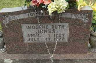 JONES, IMOGENE RUTH - Carroll County, Arkansas   IMOGENE RUTH JONES - Arkansas Gravestone Photos