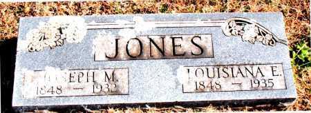 JONES, LOUISIANA E. - Carroll County, Arkansas | LOUISIANA E. JONES - Arkansas Gravestone Photos