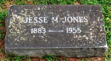 JONES, JESSE M - Carroll County, Arkansas | JESSE M JONES - Arkansas Gravestone Photos